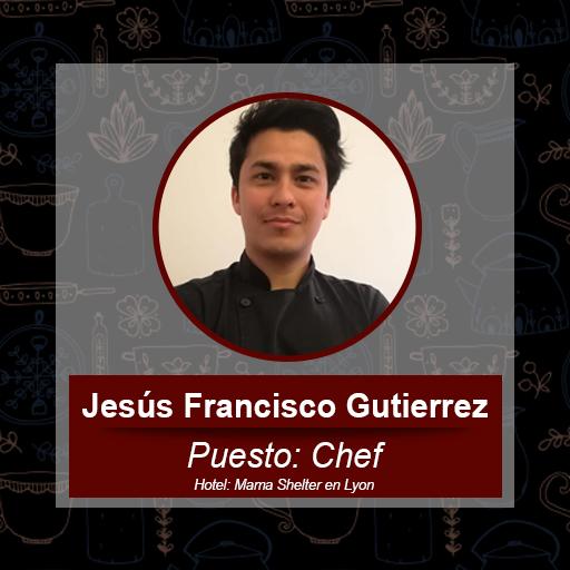 Jesús Francisco Gutierrez